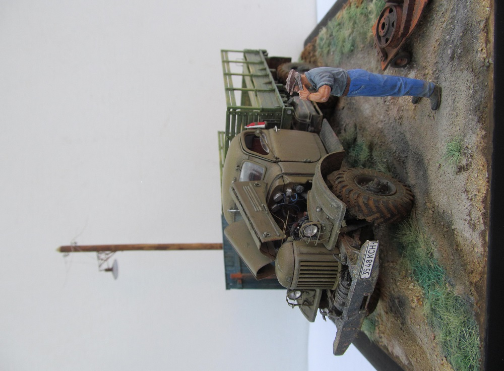 Dioramas and Vignettes: Two Zachars, photo #13