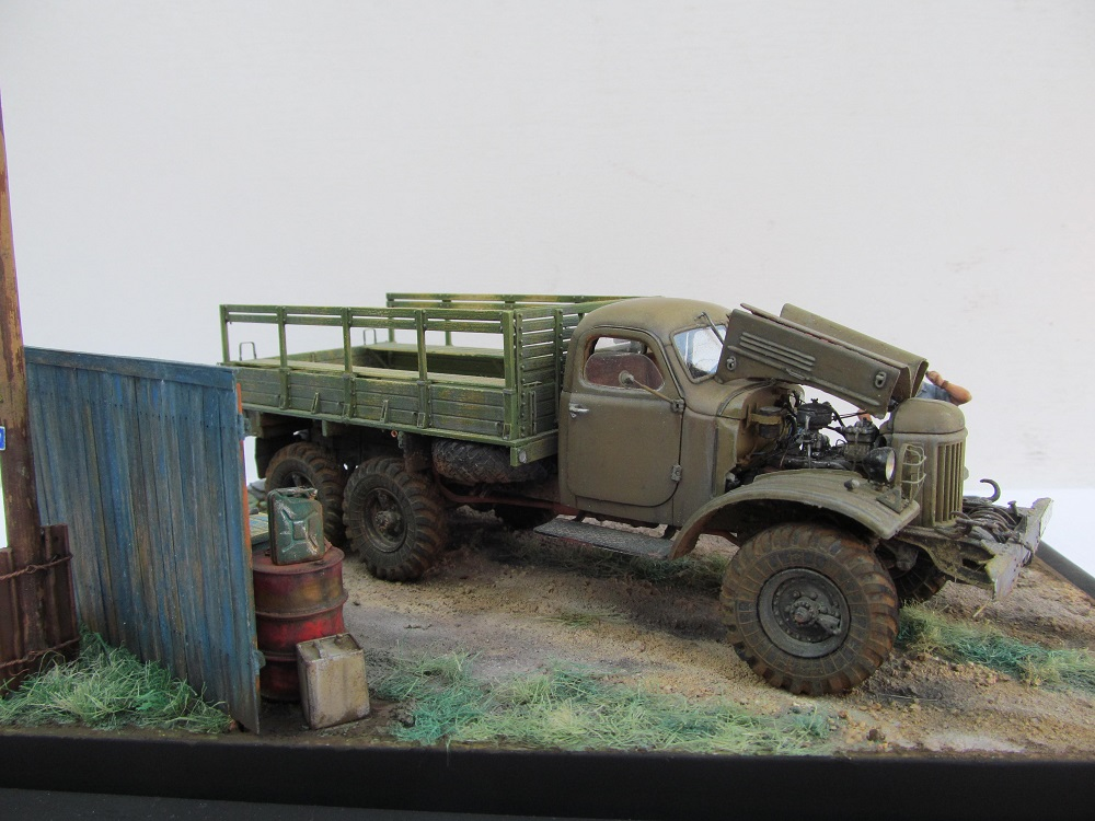 Dioramas and Vignettes: Two Zachars, photo #5