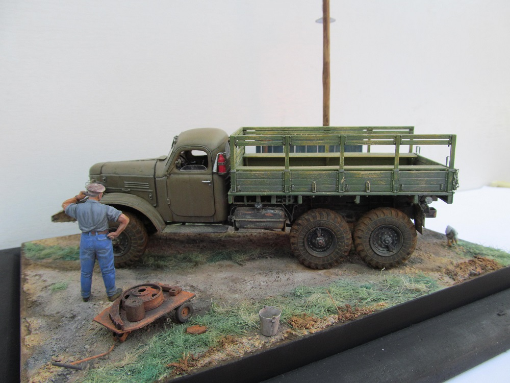 Dioramas and Vignettes: Two Zachars, photo #6