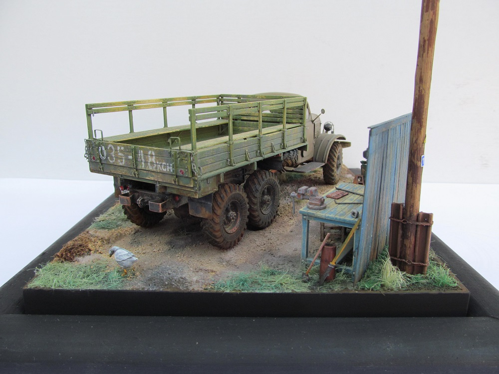 Dioramas and Vignettes: Two Zachars, photo #7