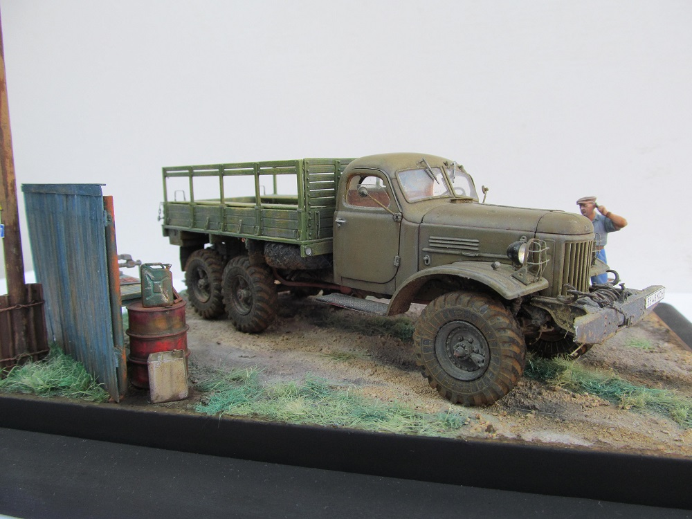 Dioramas and Vignettes: Two Zachars, photo #8