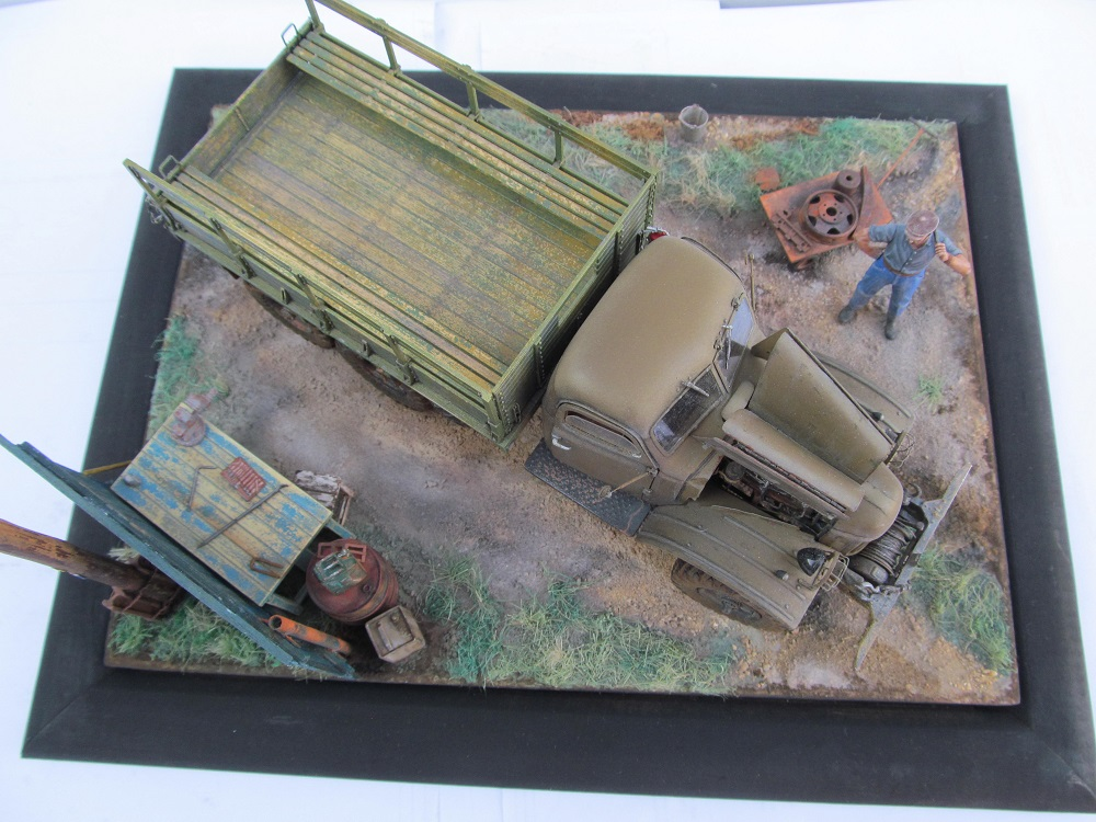 Dioramas and Vignettes: Two Zachars, photo #9