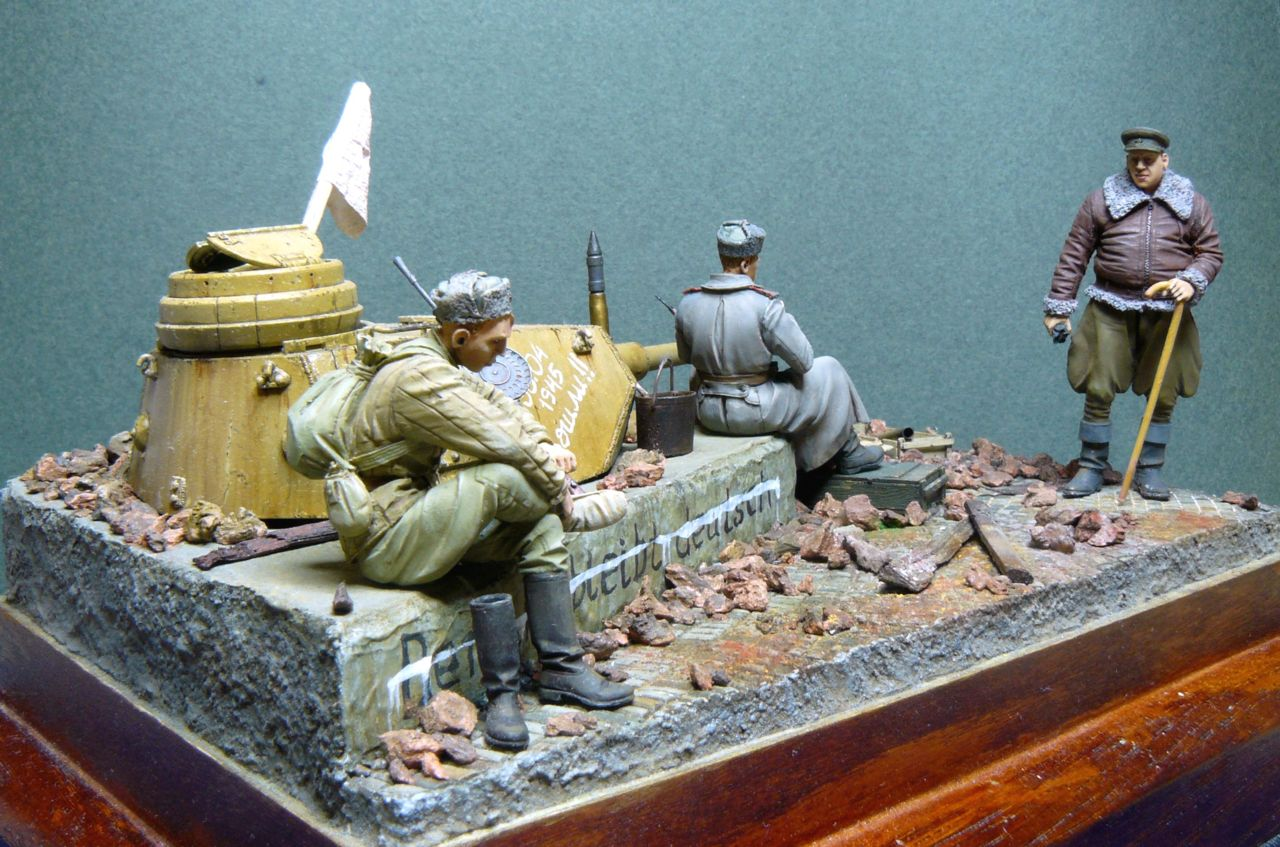 Dioramas and Vignettes: First minutes of silence, photo #7