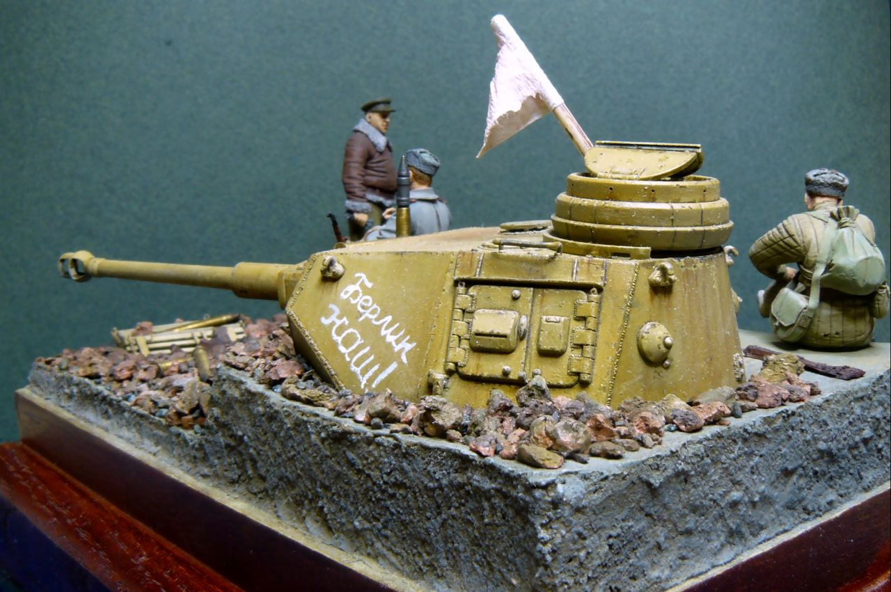 Dioramas and Vignettes: First minutes of silence, photo #8
