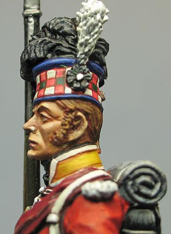 Figures: Scottish Soldier, 92nd Gordon Highlanders, photo #5