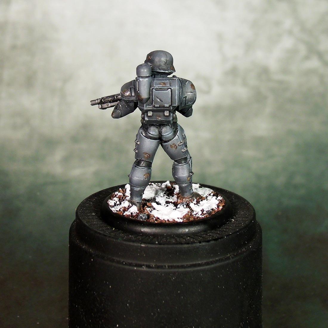 Miscellaneous: Eisenkern stormtrooper, photo #3