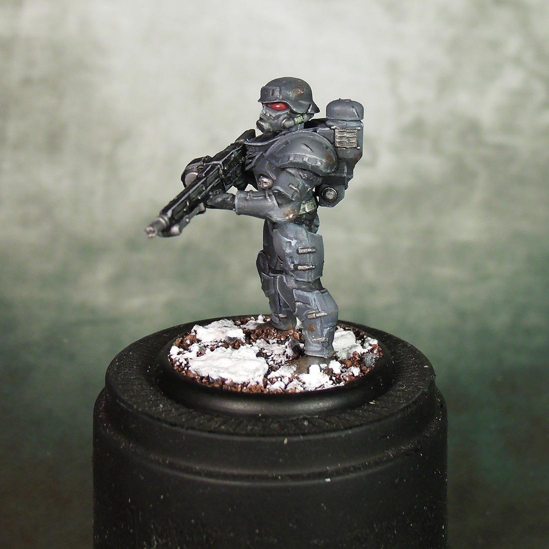 Miscellaneous: Eisenkern stormtrooper, photo #4