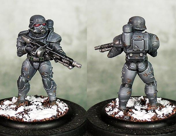 Miscellaneous: Eisenkern stormtrooper