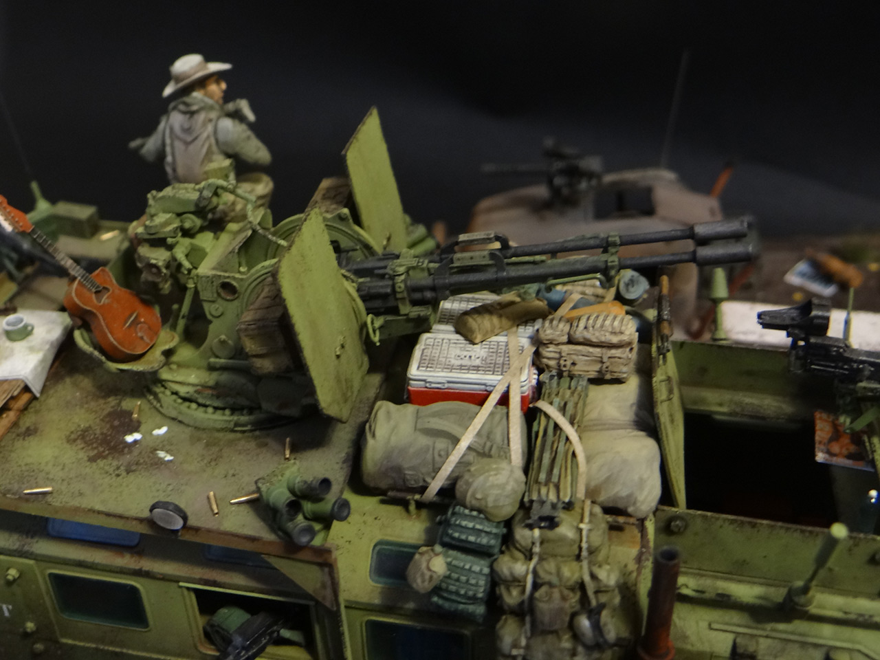 Dioramas and Vignettes: Road Warriors, photo #11