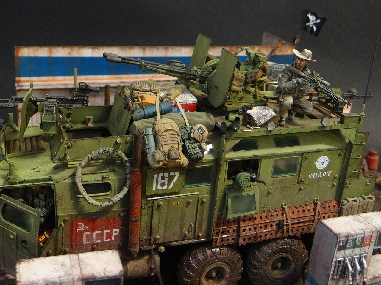 Dioramas and Vignettes: Road Warriors, photo #12