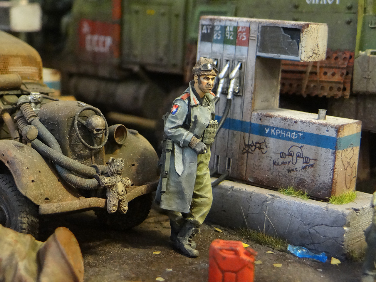 Dioramas and Vignettes: Road Warriors, photo #15