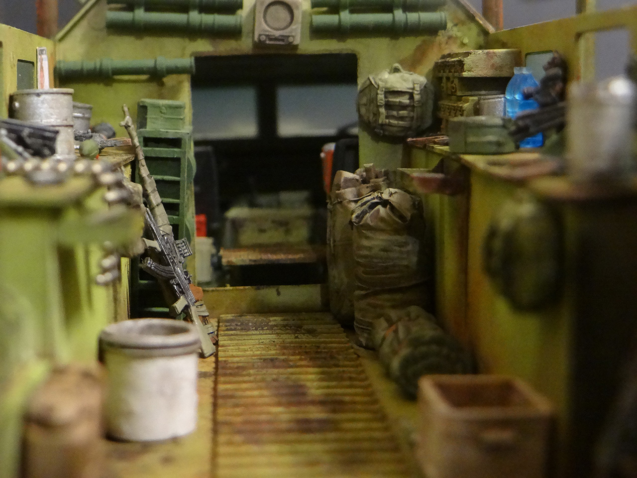 Dioramas and Vignettes: Road Warriors, photo #16