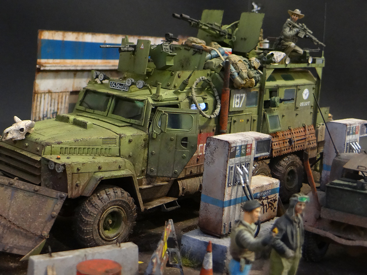 Dioramas and Vignettes: Road Warriors, photo #18