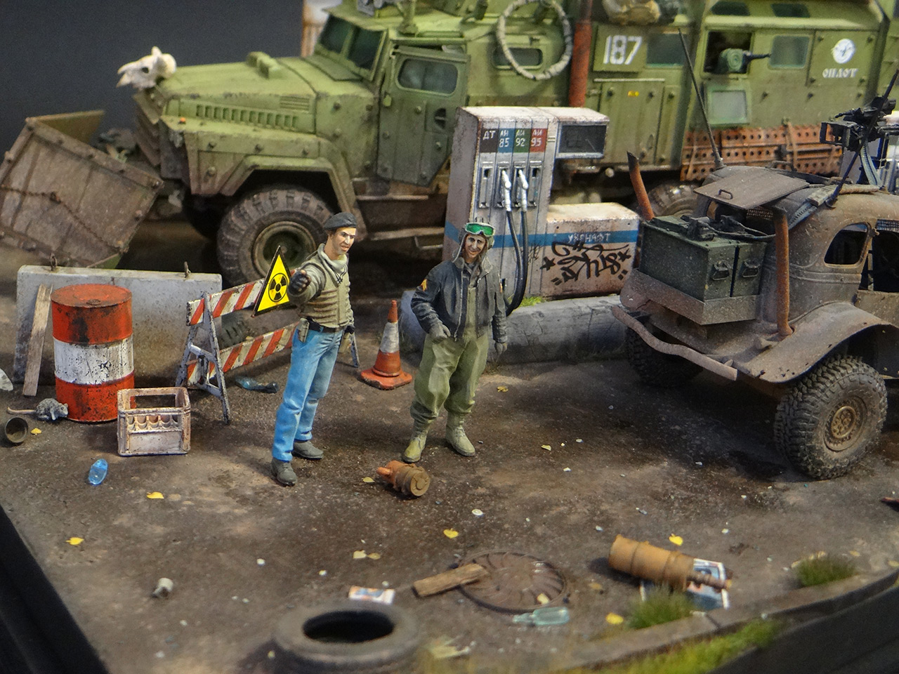 Dioramas and Vignettes: Road Warriors, photo #19