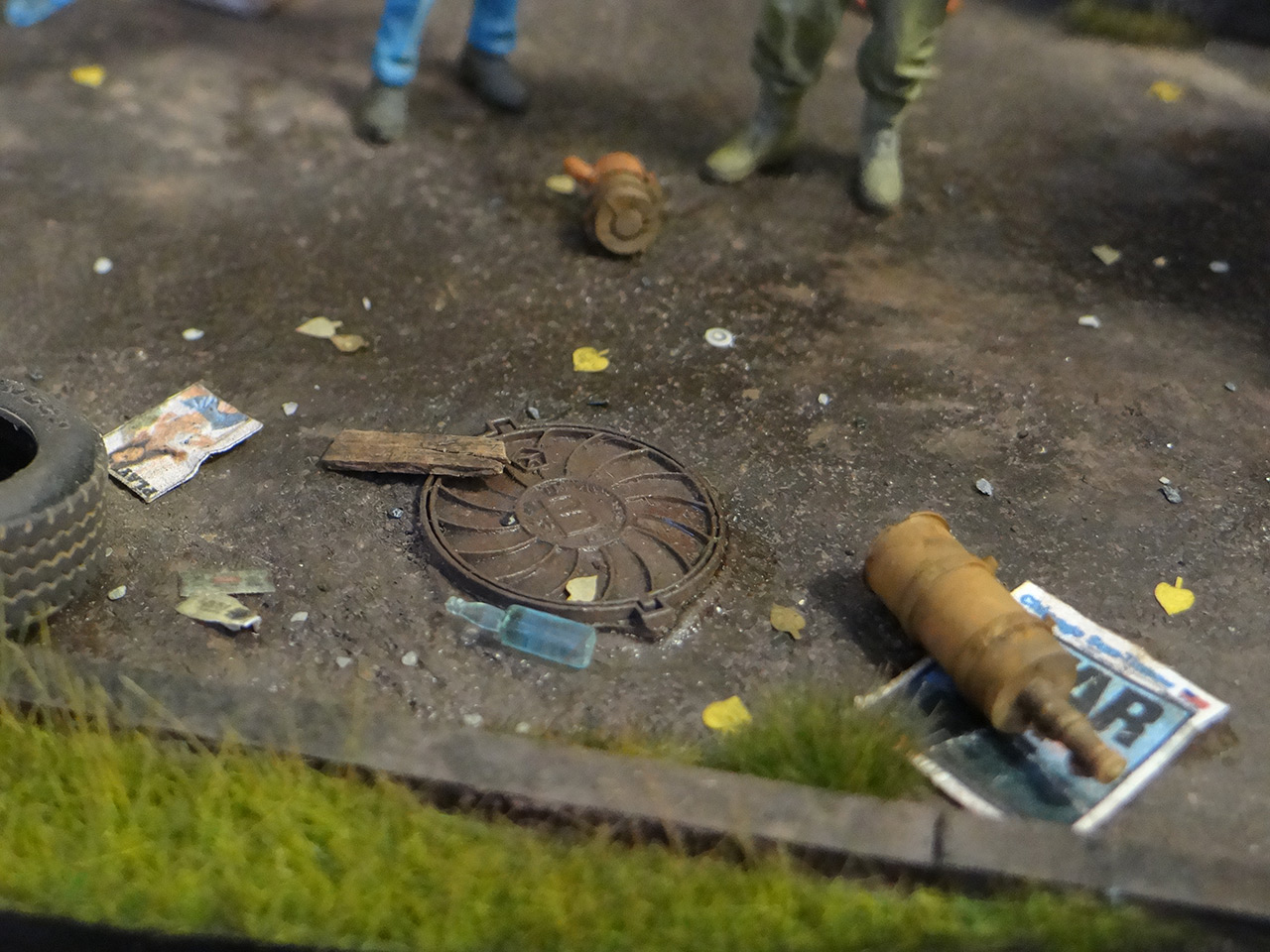Dioramas and Vignettes: Road Warriors, photo #20