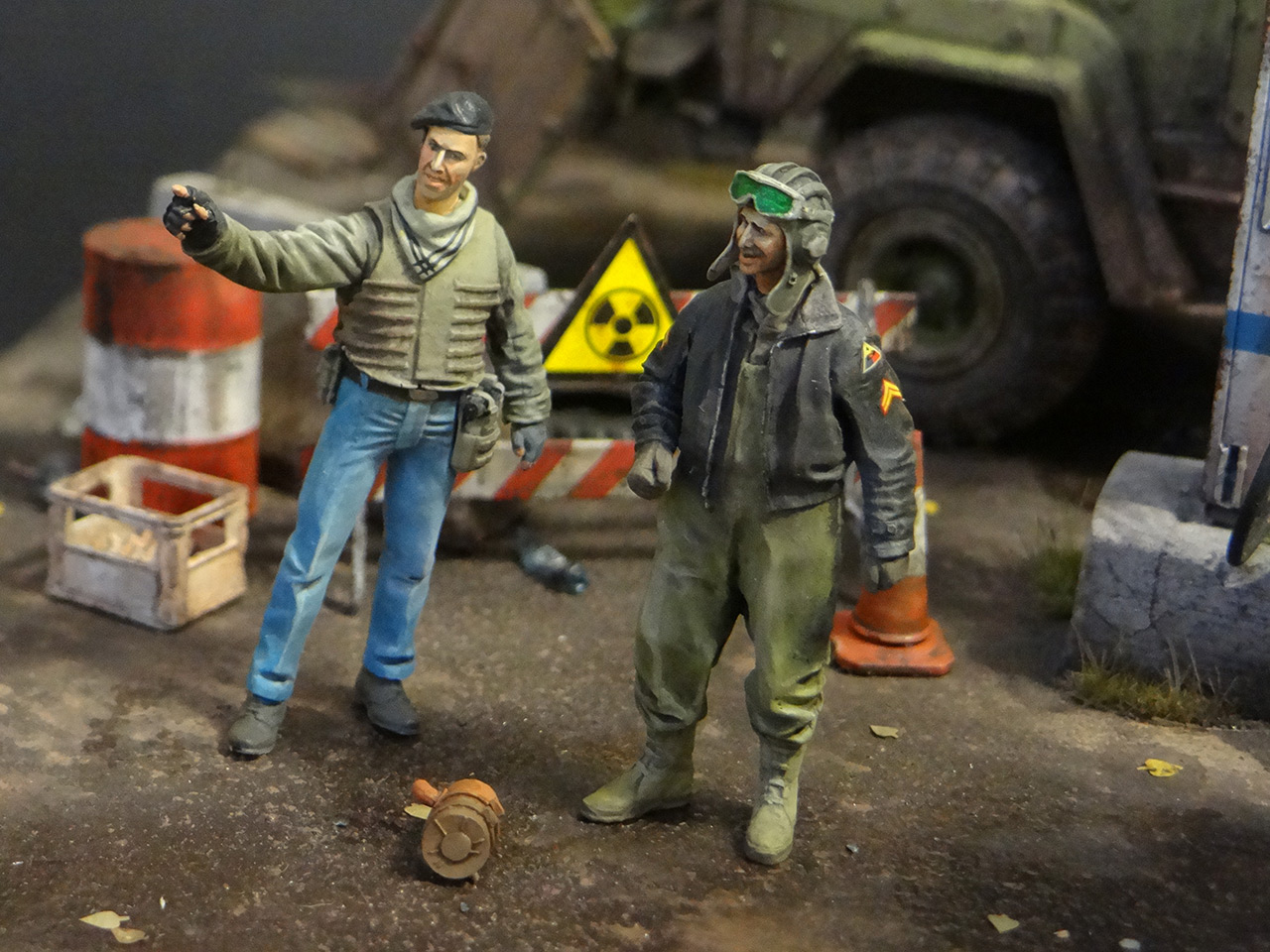 Dioramas and Vignettes: Road Warriors, photo #21