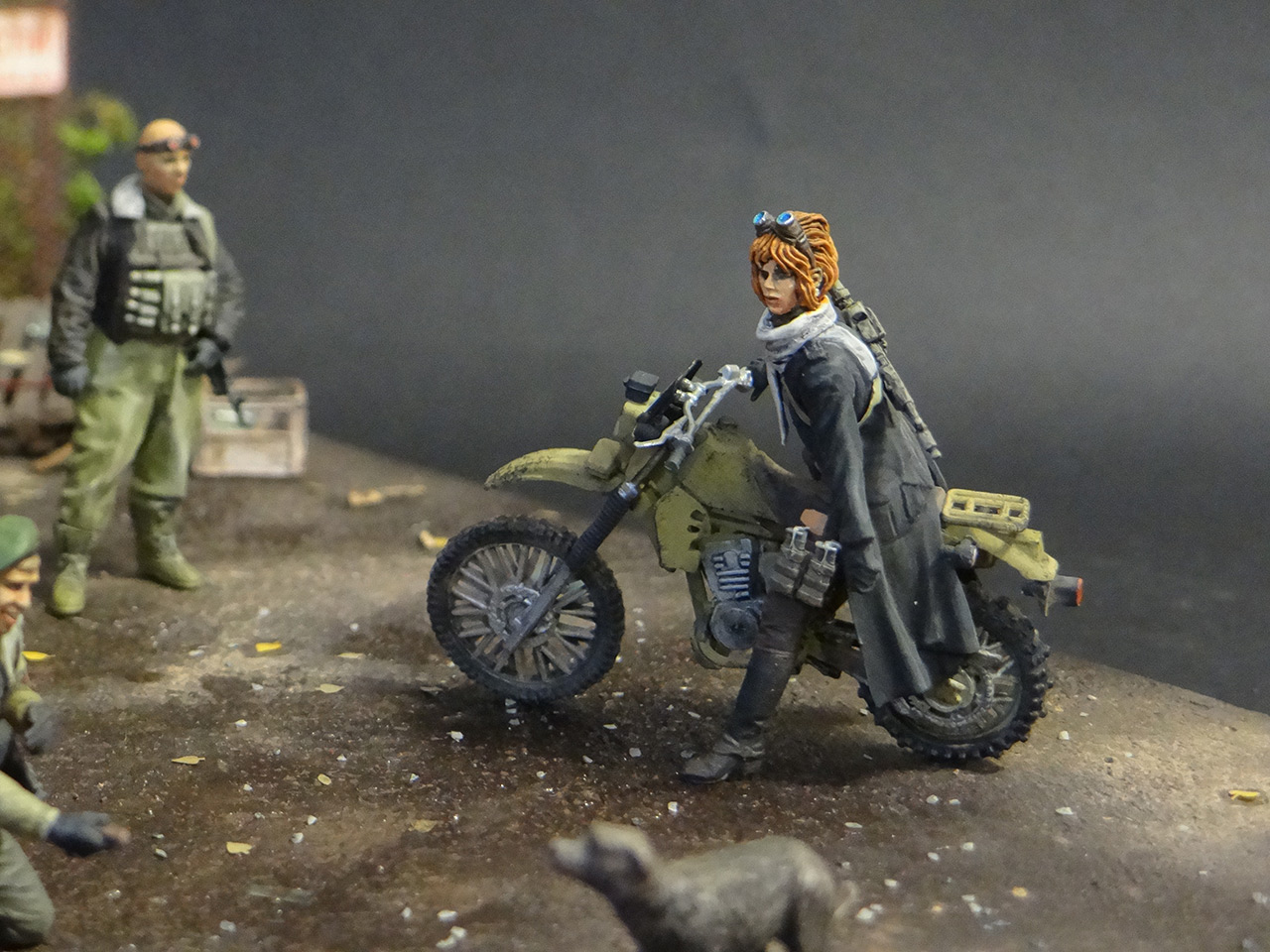 Dioramas and Vignettes: Road Warriors, photo #22