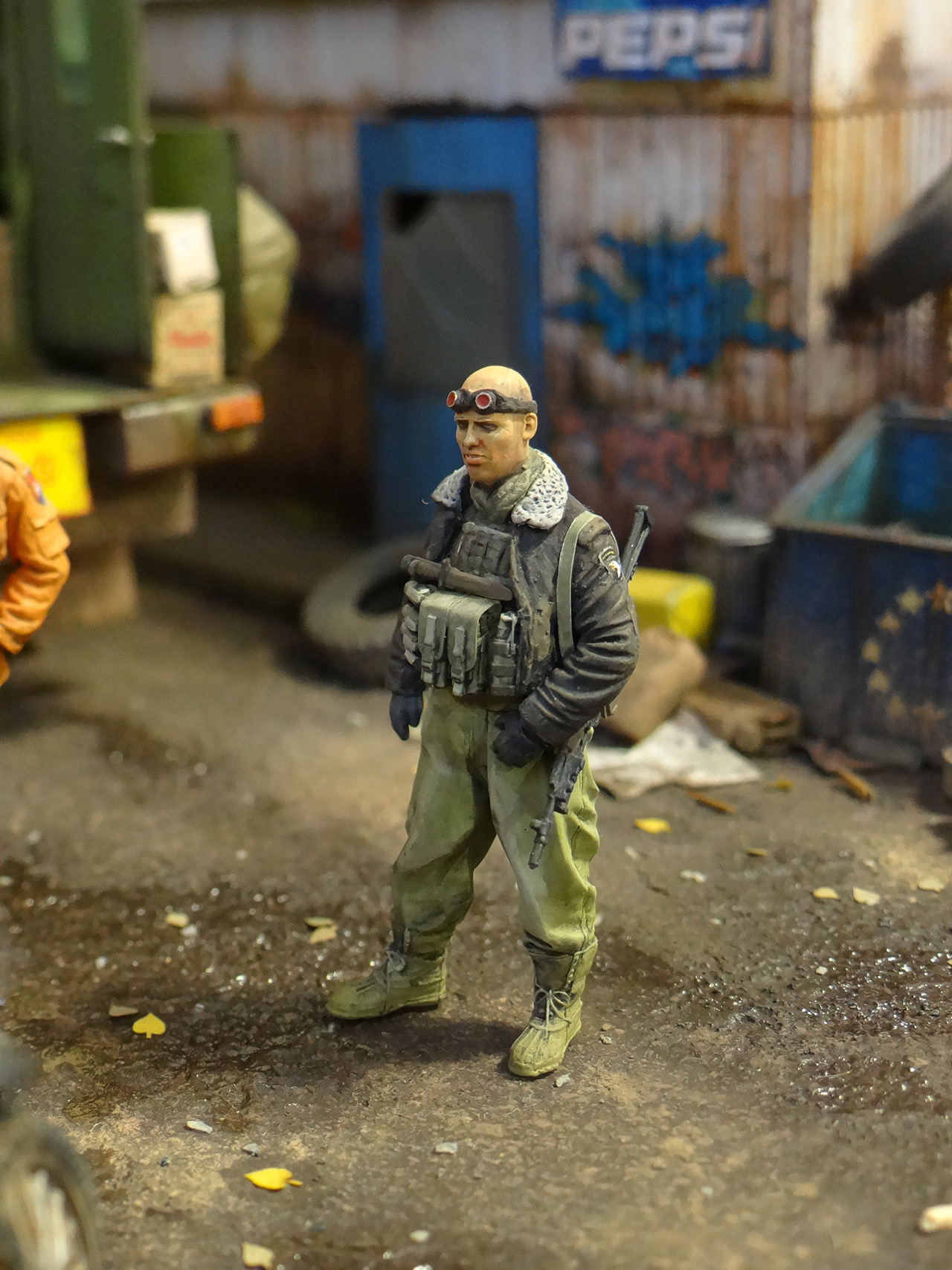 Dioramas and Vignettes: Road Warriors, photo #24