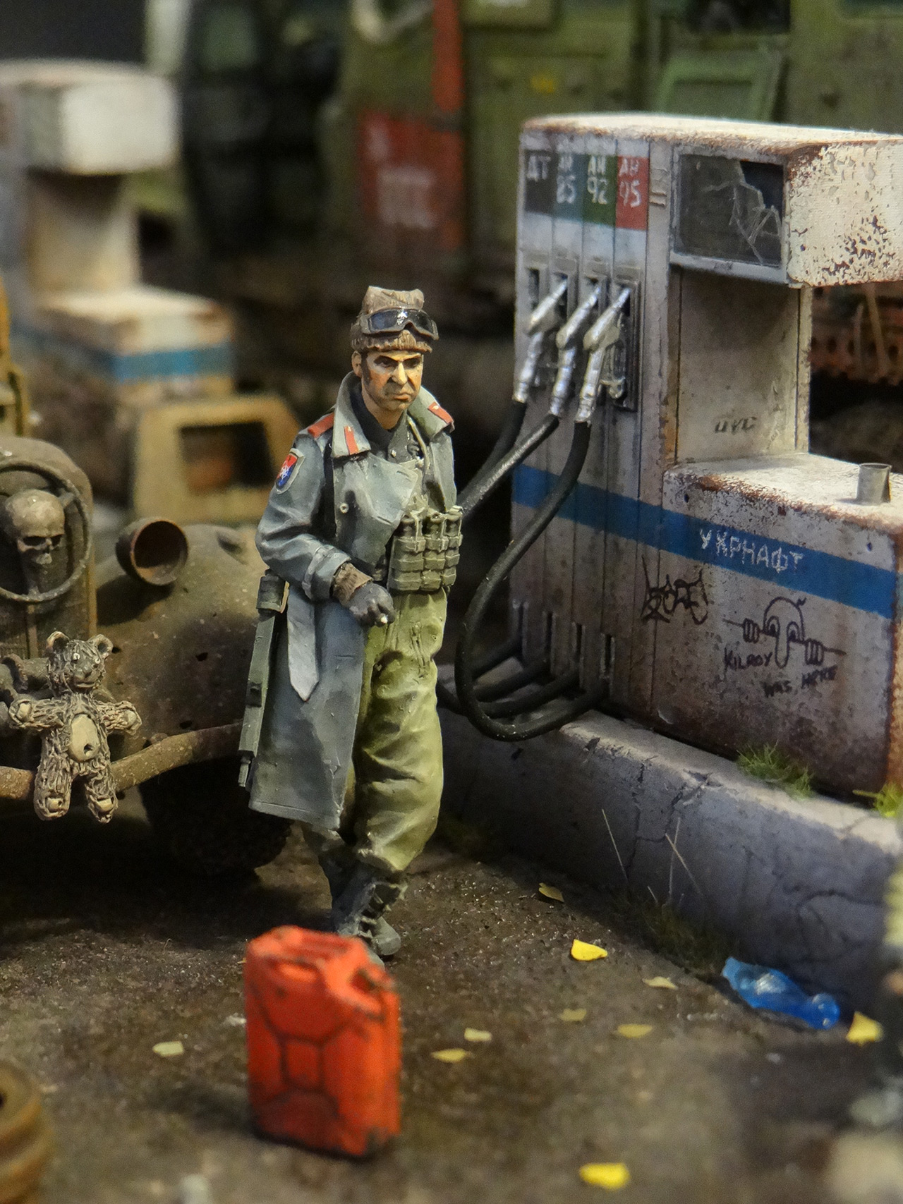 Dioramas and Vignettes: Road Warriors, photo #25