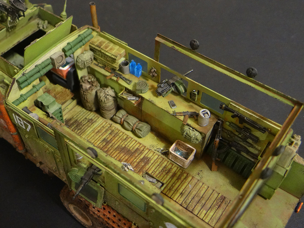 Dioramas and Vignettes: Road Warriors, photo #26