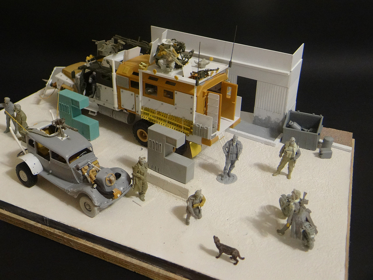 Dioramas and Vignettes: Road Warriors, photo #28