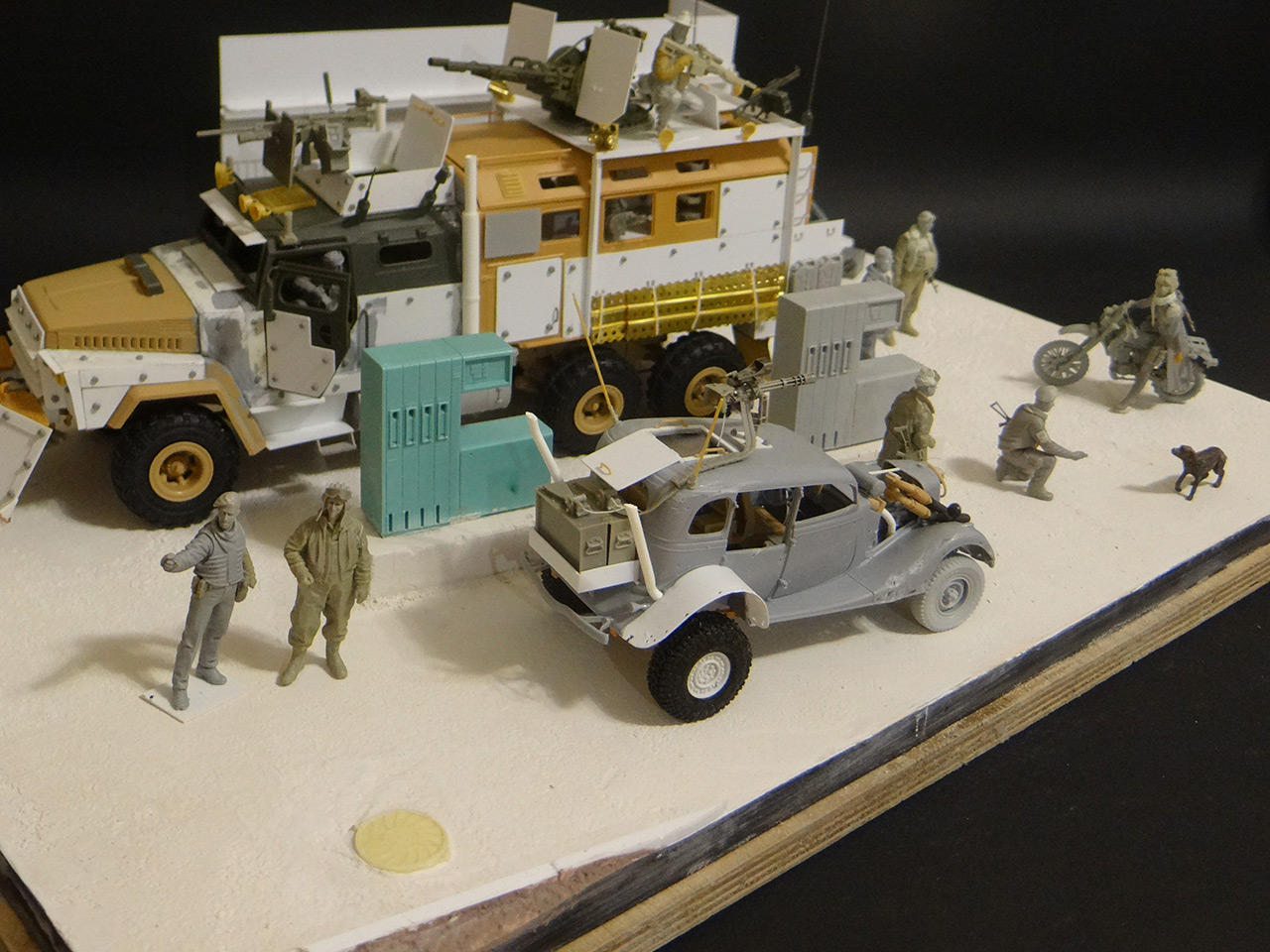 Dioramas and Vignettes: Road Warriors, photo #29