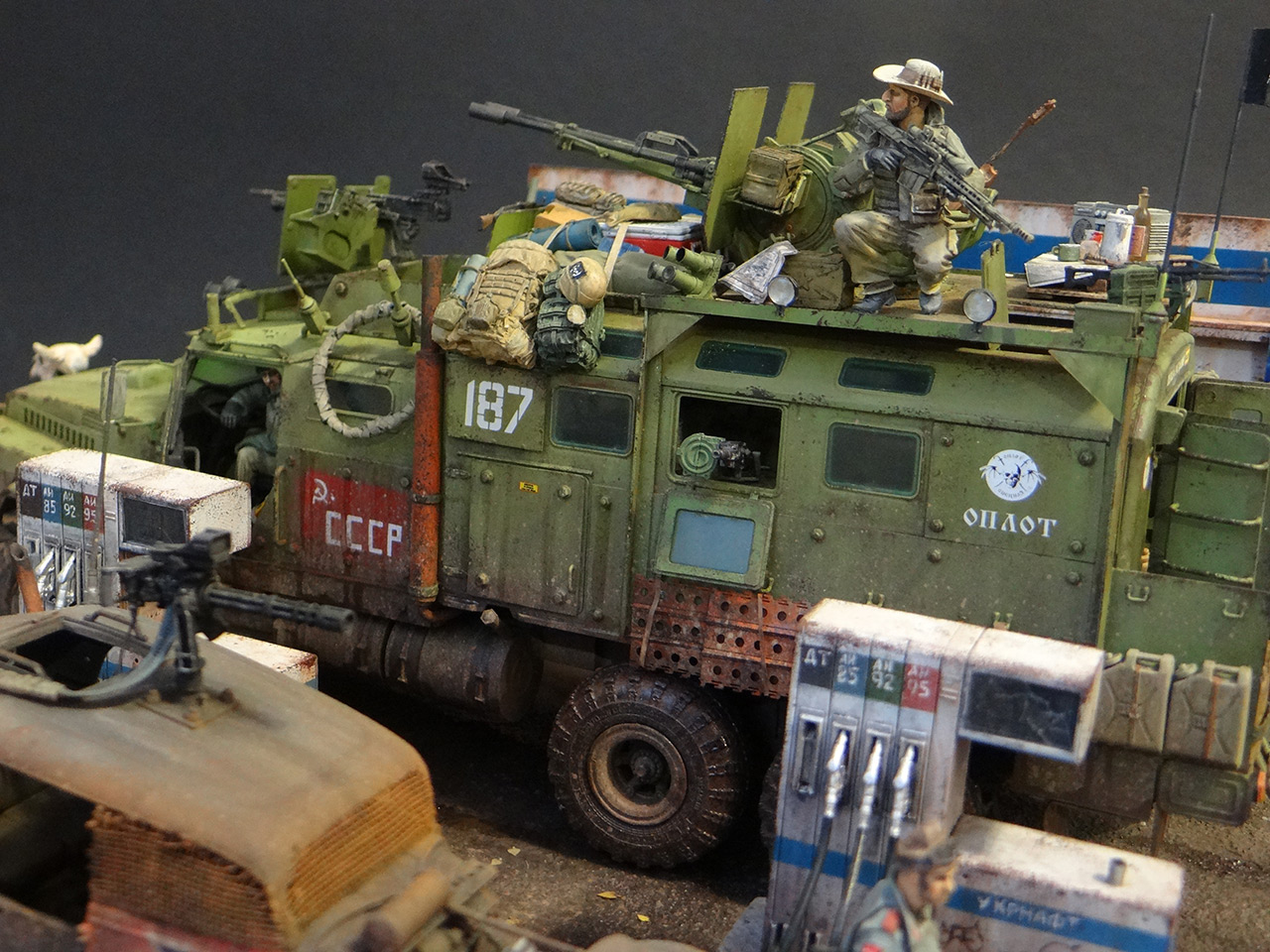 Dioramas and Vignettes: Road Warriors, photo #3