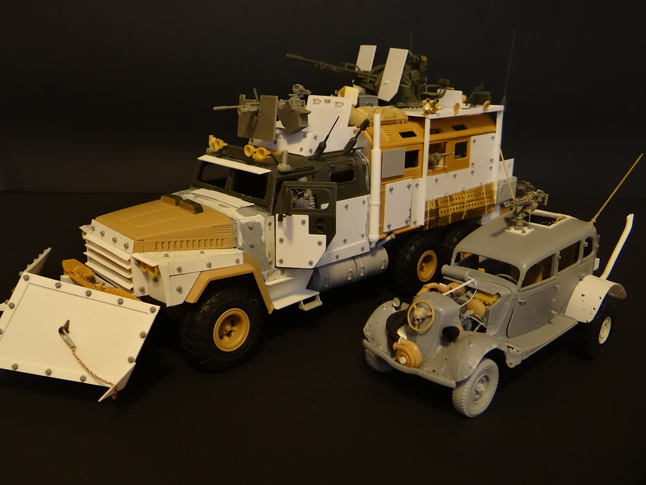 Dioramas and Vignettes: Road Warriors, photo #30