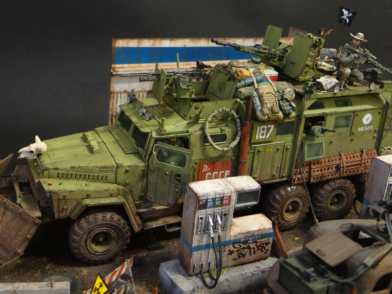 Dioramas and Vignettes: Road Warriors, photo #5