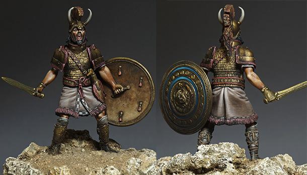 Figures: Agamemnon