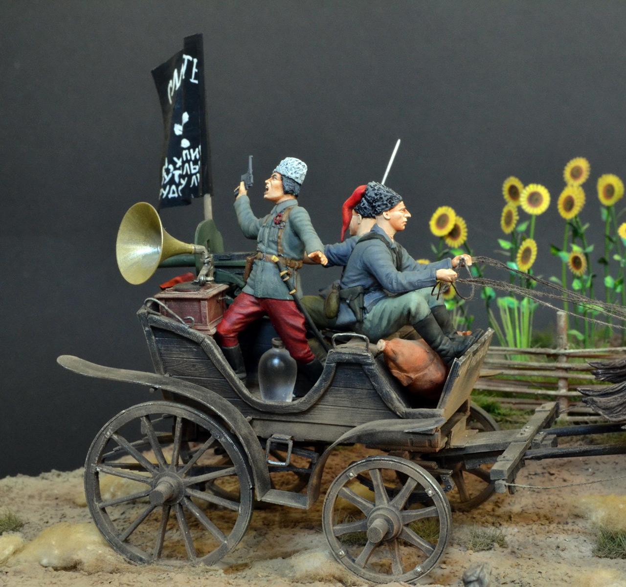 Dioramas and Vignettes: Gulyay-pole, photo #7