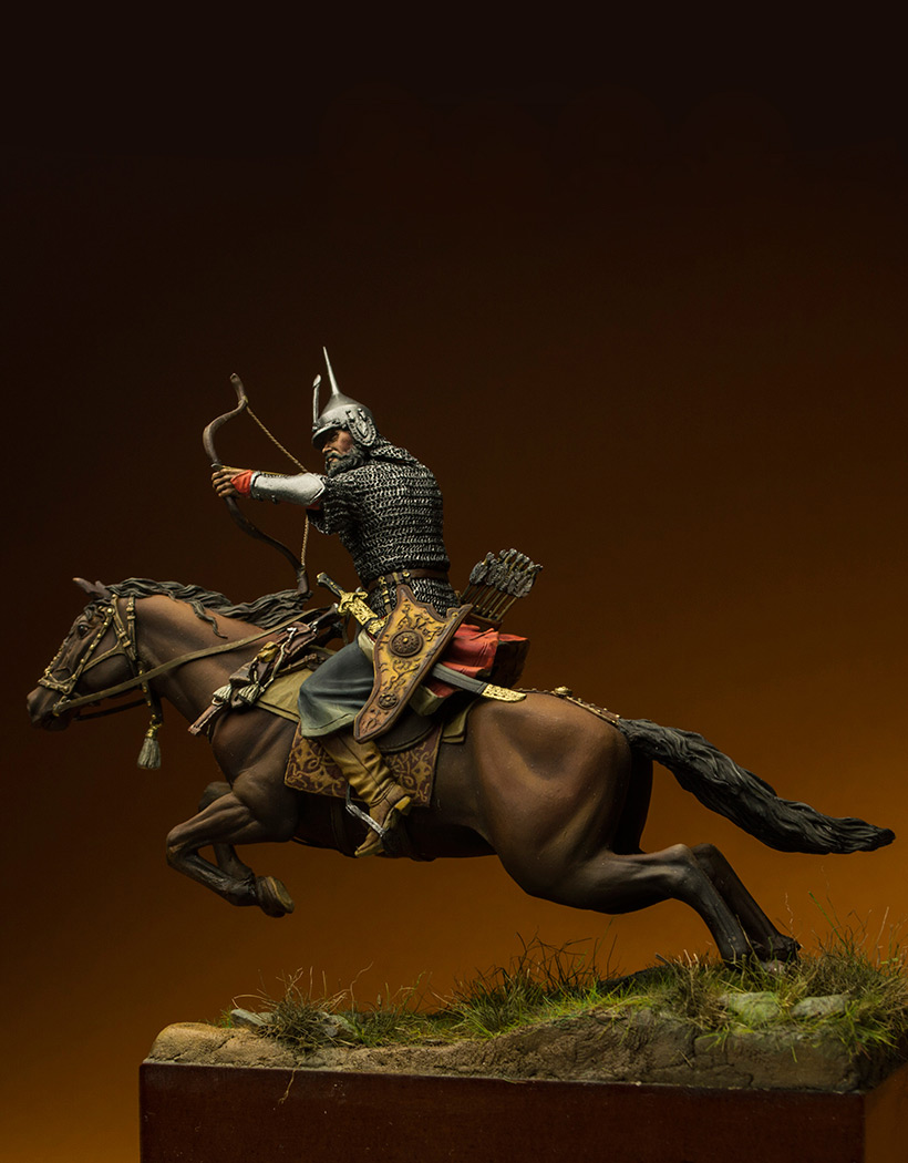 Figures: Russian cavalry, XVII cent., photo #2