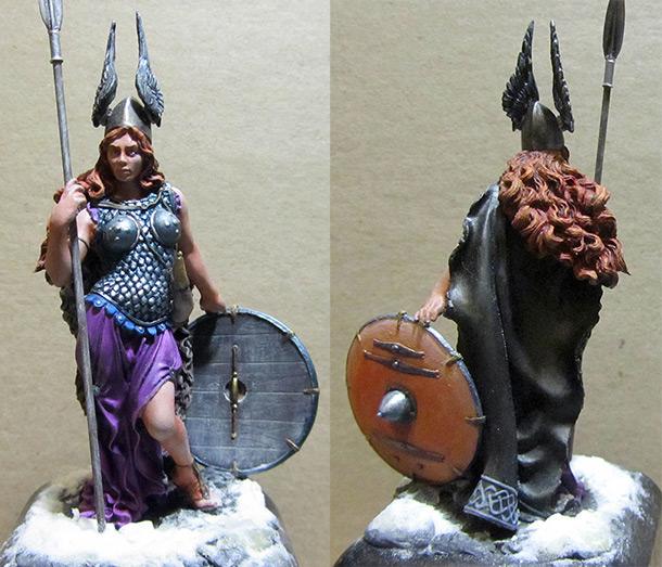 Figures: Brunhilda