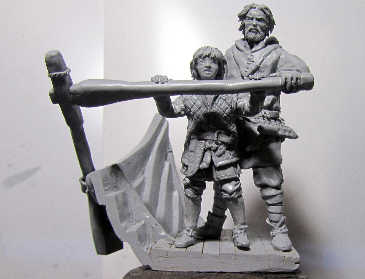 Sculpture: The Son, photo #2