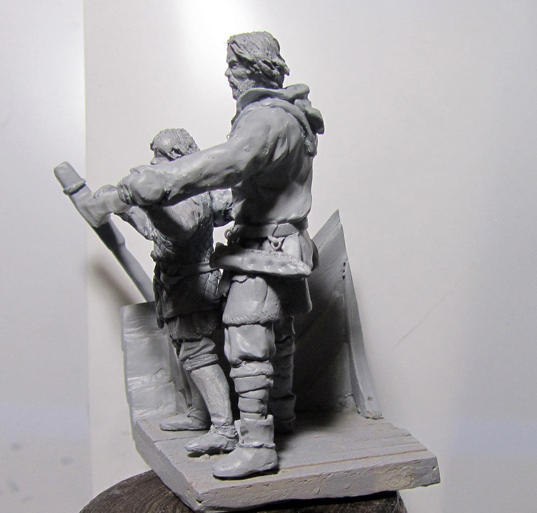 Sculpture: The Son, photo #3
