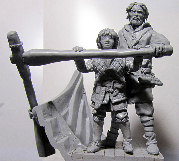 Sculpture: The Son