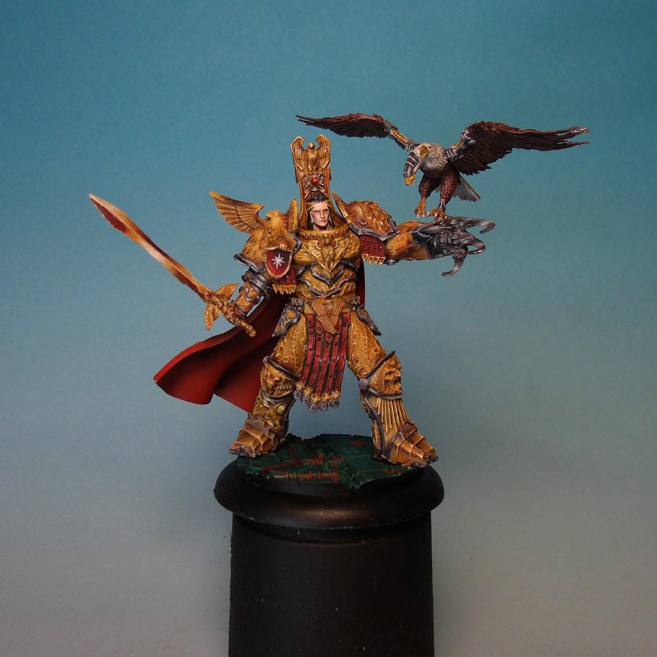 Miscellaneous: Celestial knight, photo #1