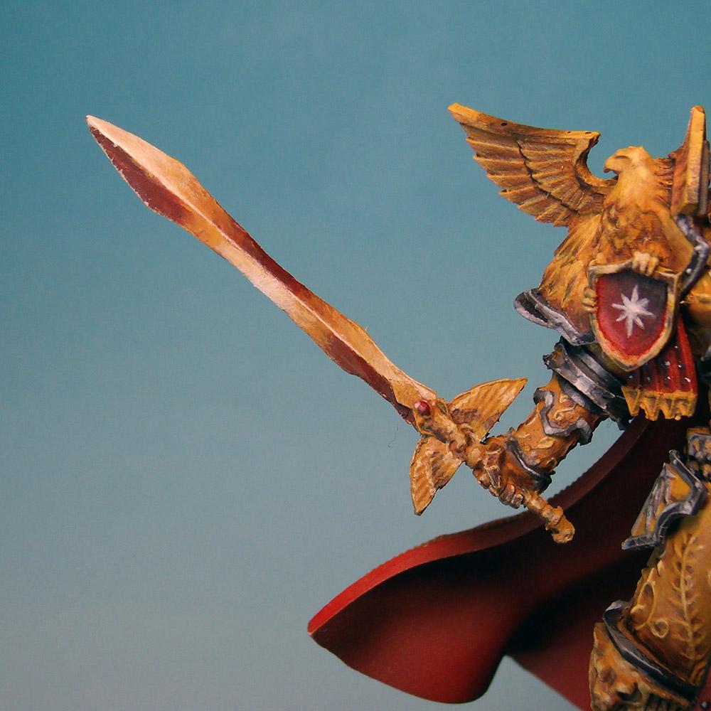 Miscellaneous: Celestial knight, photo #4