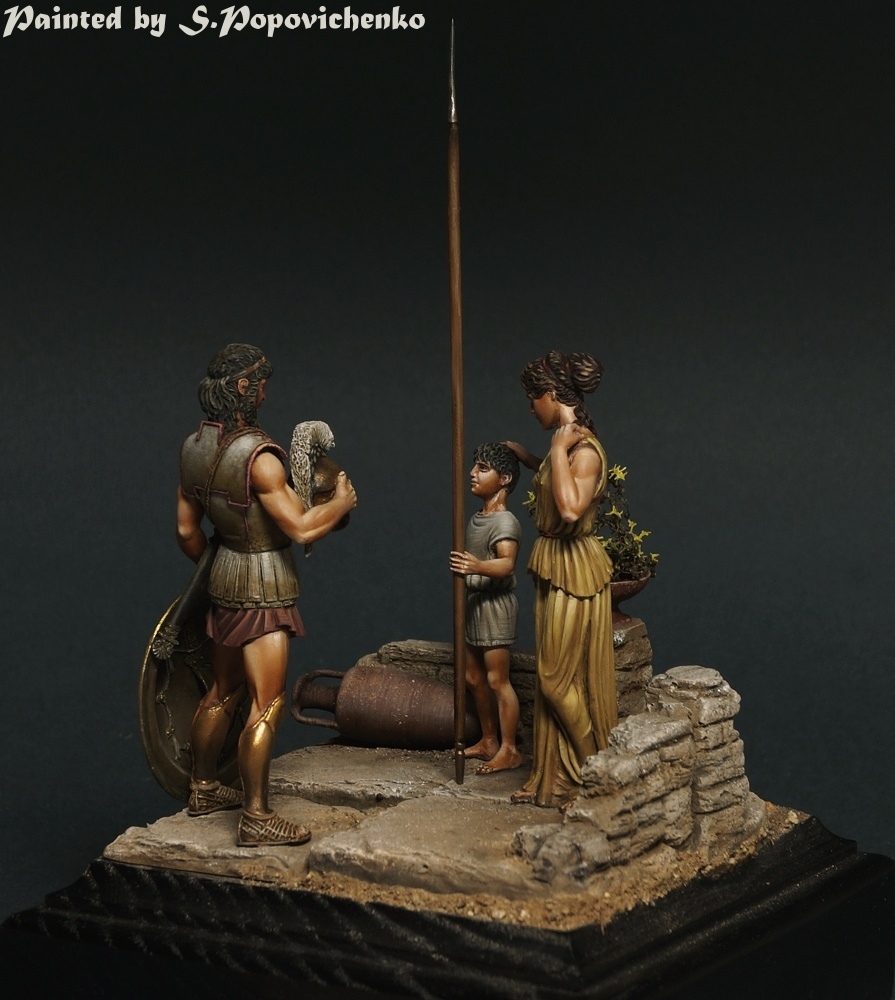 Dioramas and Vignettes: The Son, photo #3
