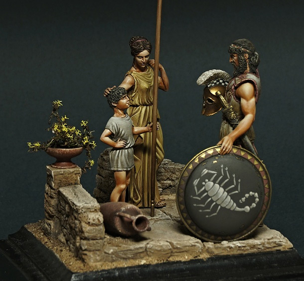 Dioramas and Vignettes: The Son
