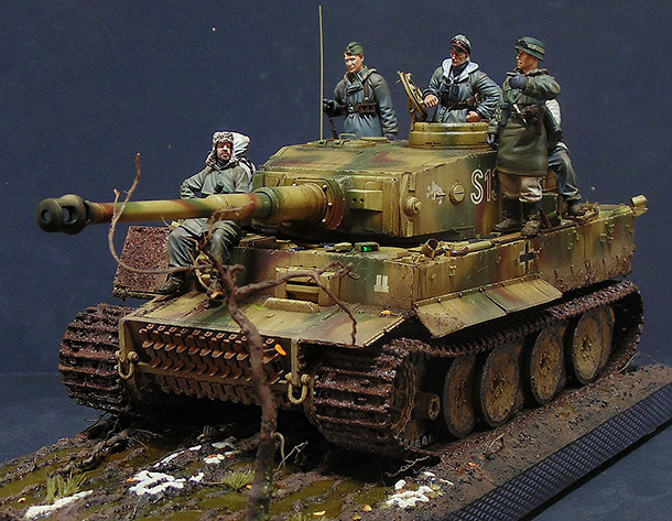 Dioramas and Vignettes: Autumn 1943