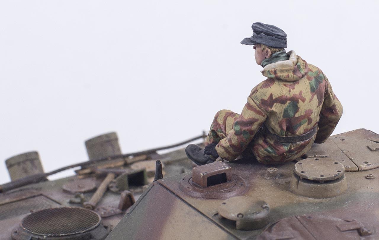 Figures: German SPG crewman, photo #10
