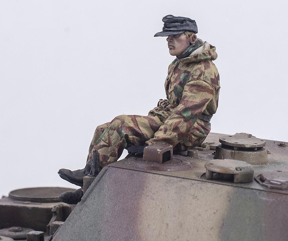 Figures: German SPG crewman, photo #8