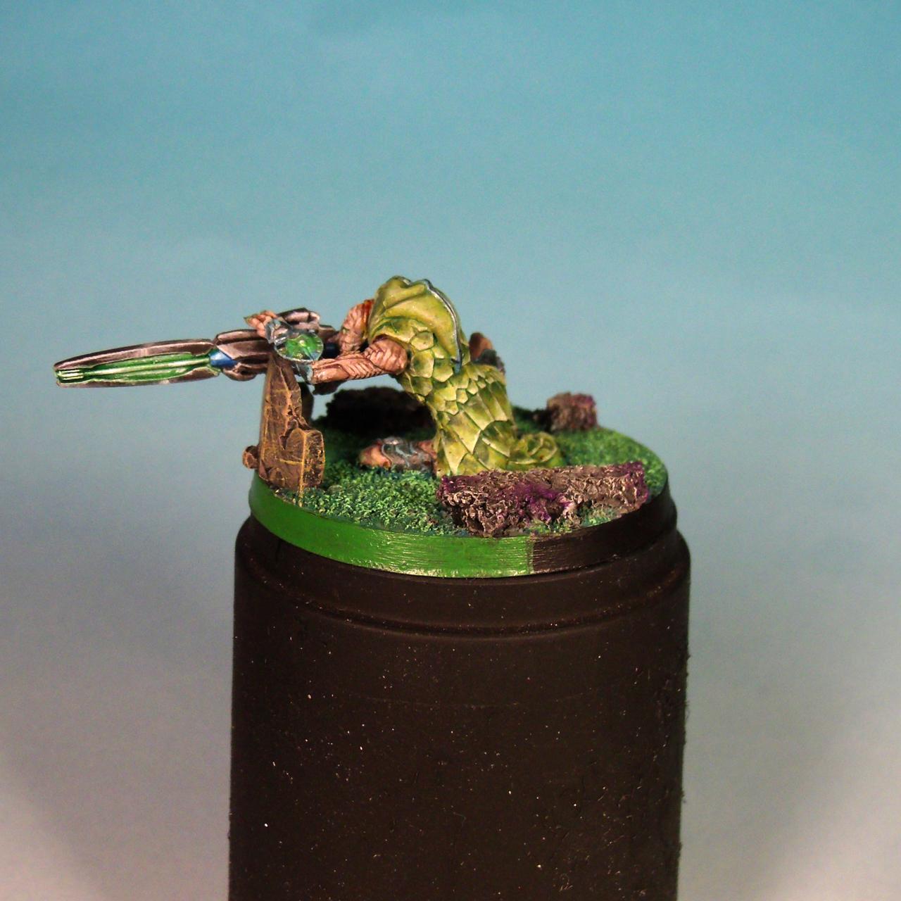 Miscellaneous: Haiduk, Shasvastii light support unit , photo #1