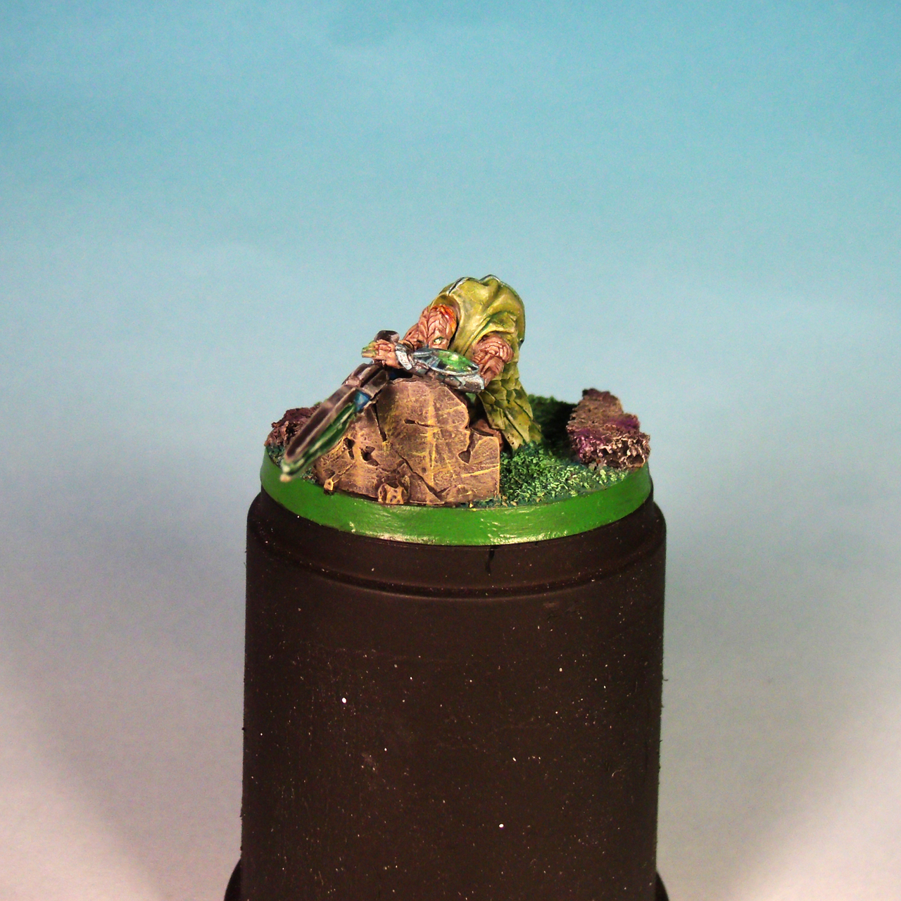 Miscellaneous: Haiduk, Shasvastii light support unit , photo #4