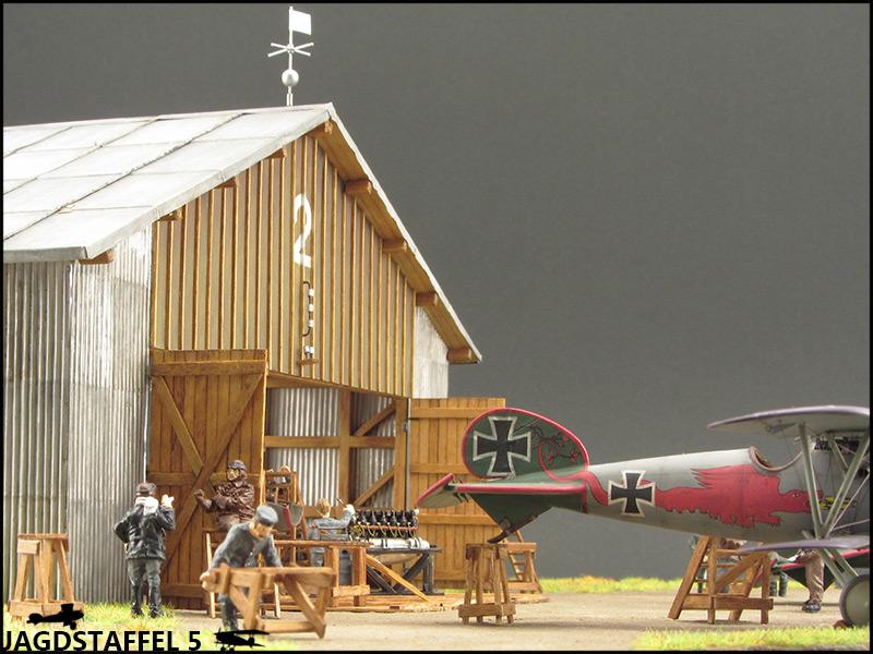 Dioramas and Vignettes: Jagdstaffel 5 , photo #15