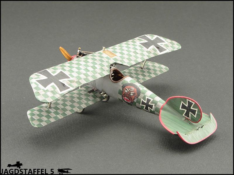 Dioramas and Vignettes: Jagdstaffel 5 , photo #22