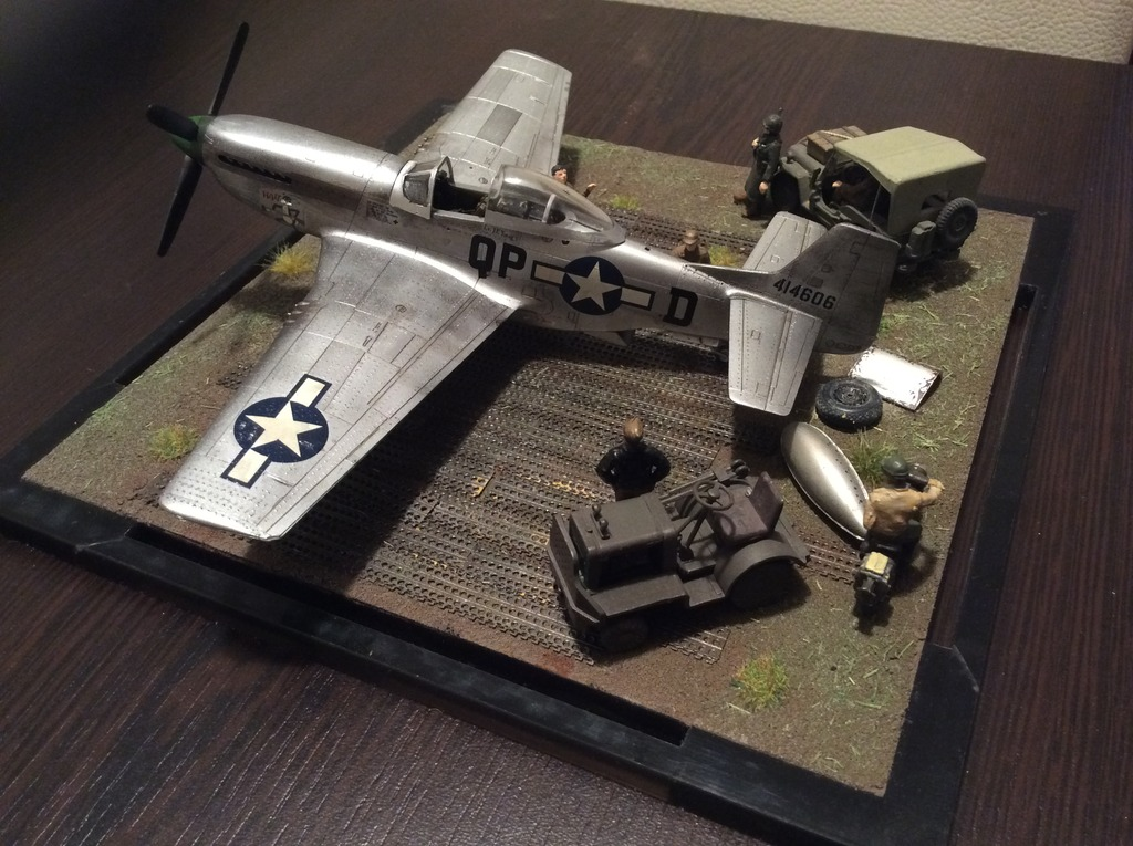 Dioramas and Vignettes: Mustang, photo #2