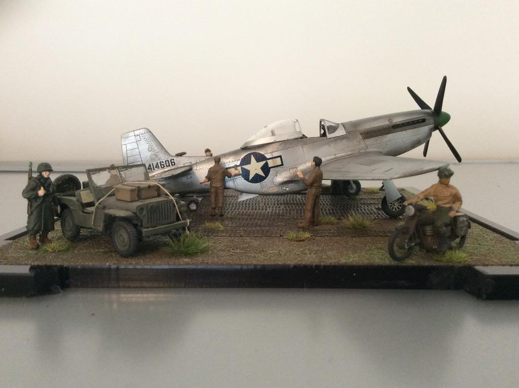 Dioramas and Vignettes: Mustang, photo #6