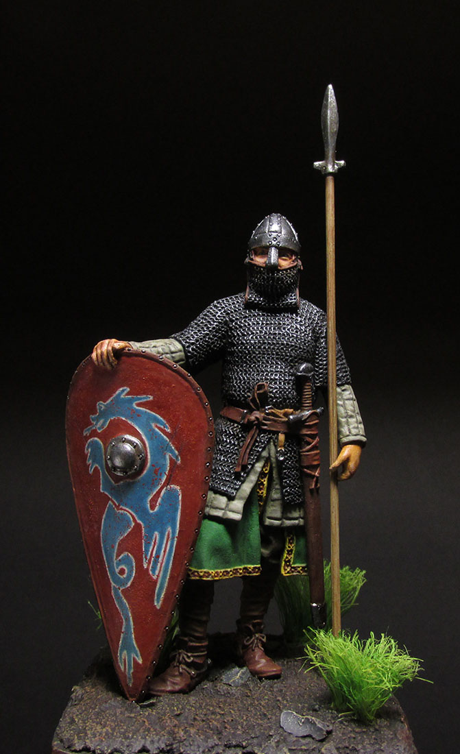 Figures: Normandian knight, photo #1